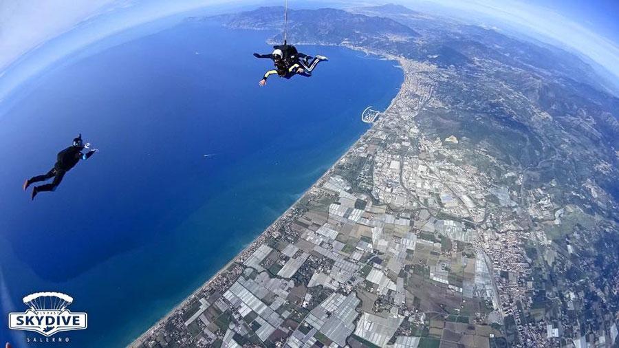 Skydive Salerno Dropzone Image