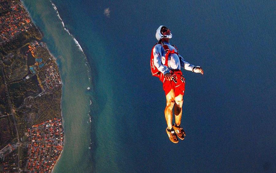 Skydive Salvador Itaparica Dropzone Image