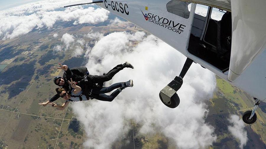 Skydive Saskatoon Dropzone Image