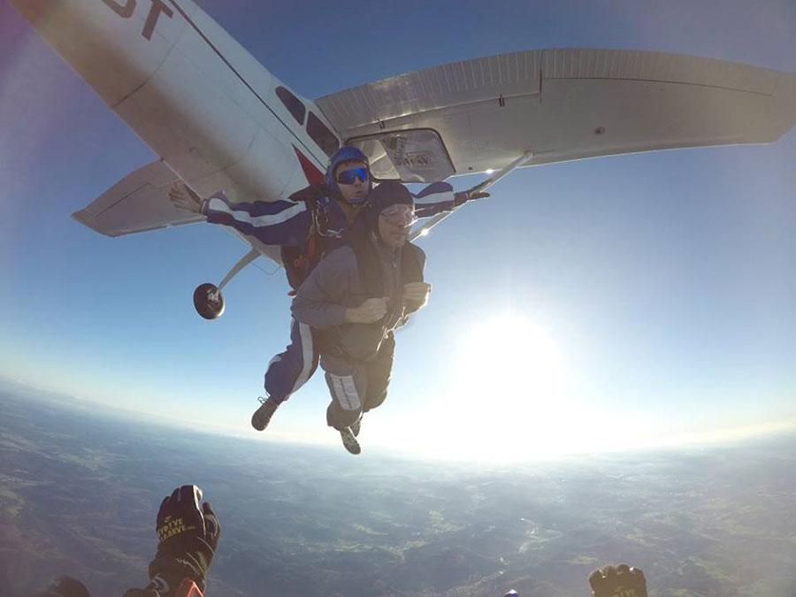 Skydive Sauerland Dropzone Image