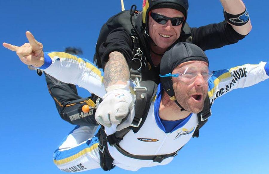 Skydive Saulgau Dropzone Image