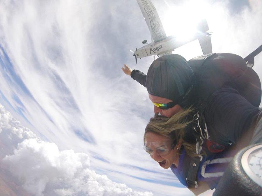 Skydive Secunda Dropzone Image
