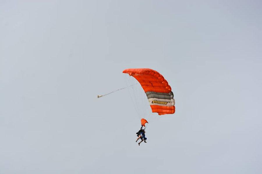 Skydive Seedorf Dropzone Image