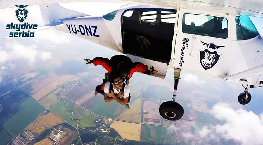Skydive Serbia Dropzone Image