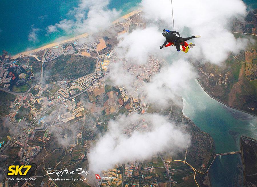 Skydive Seven Algarve Dropzone Image