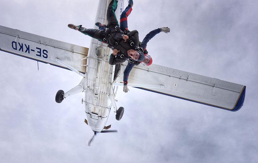 Skydive Skane Dropzone Image