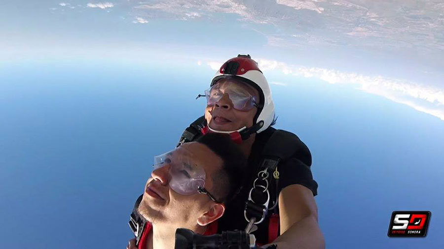 Skydive Sonora Dropzone Image