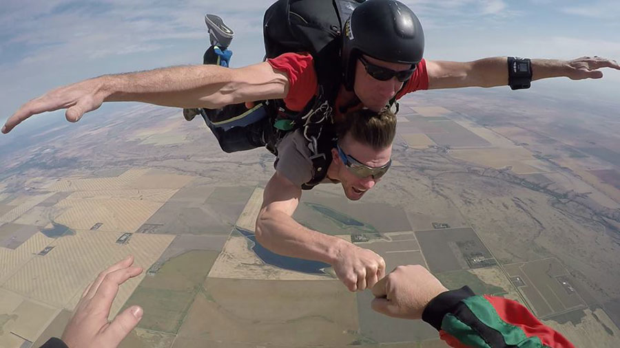 Skydive South Sask Dropzone Image