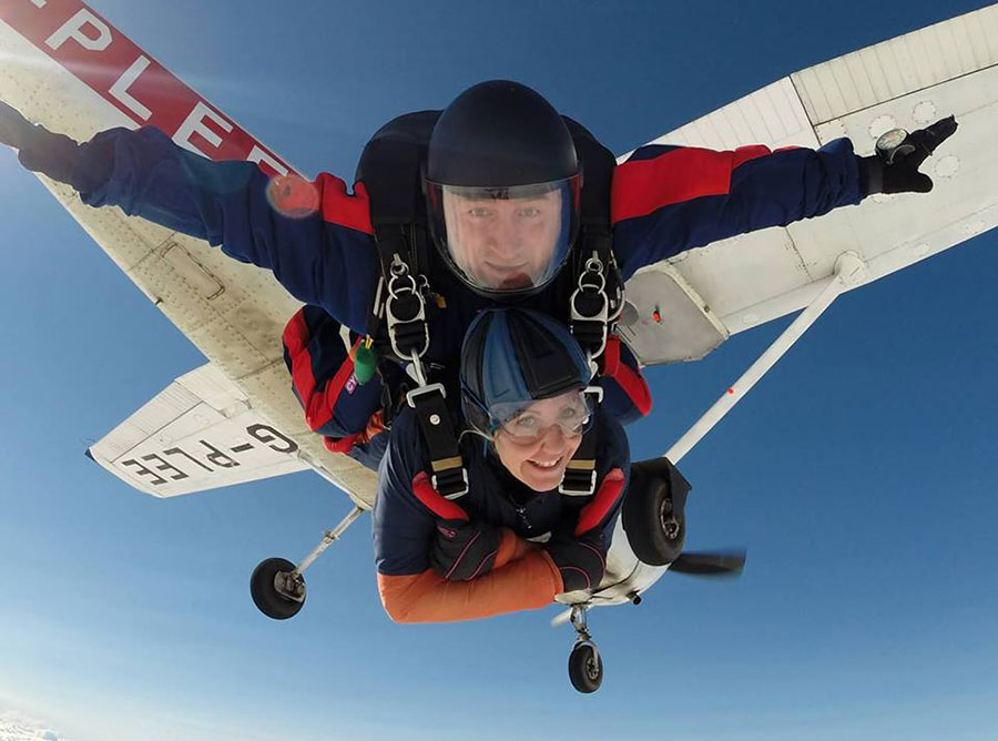 Skydive St Andrews Dropzone Image