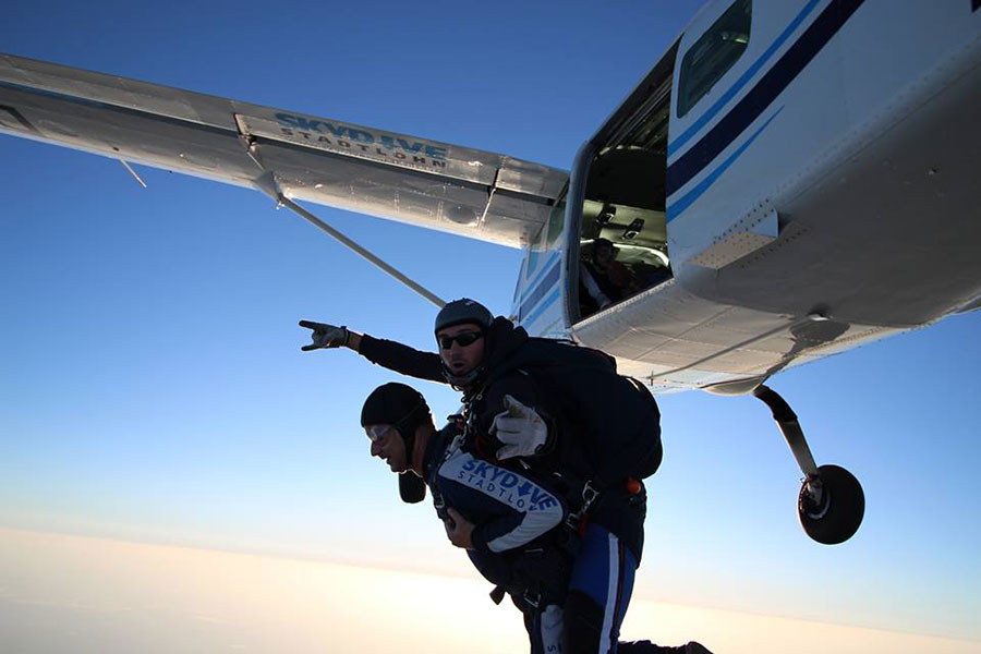 Skydive Stadtlohn Dropzone Image