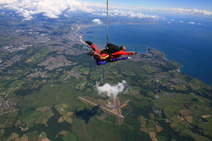 Skydive Swansea Dropzone Image
