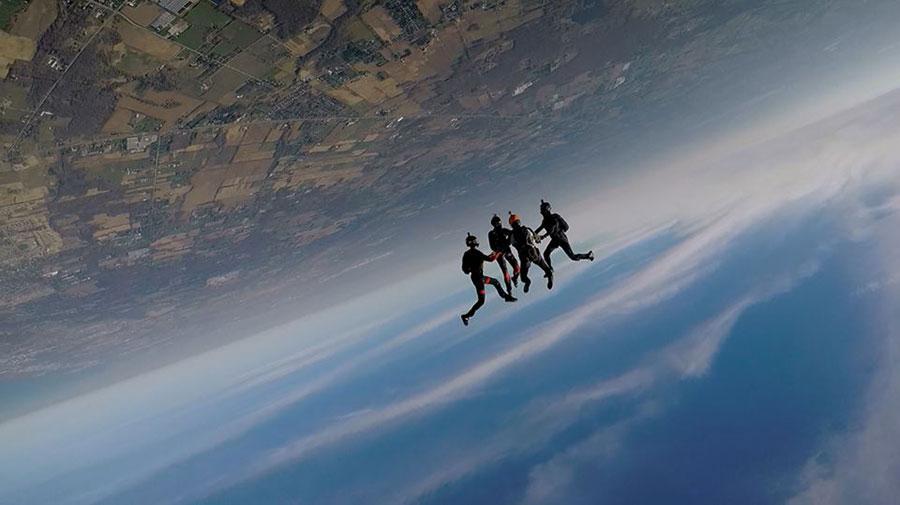 Skydive SWOOP Dropzone Image