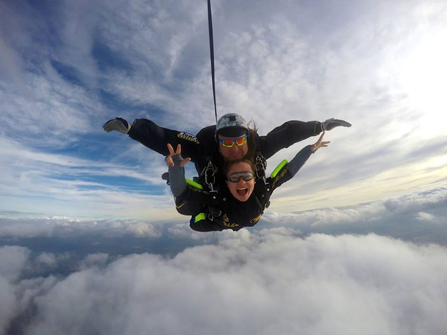 Skydive Tabor Dropzone Image