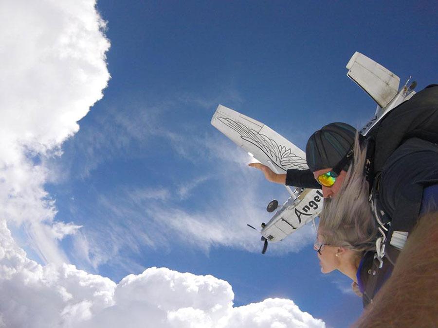 Skydive Tandem Johannesburg Dropzone Image