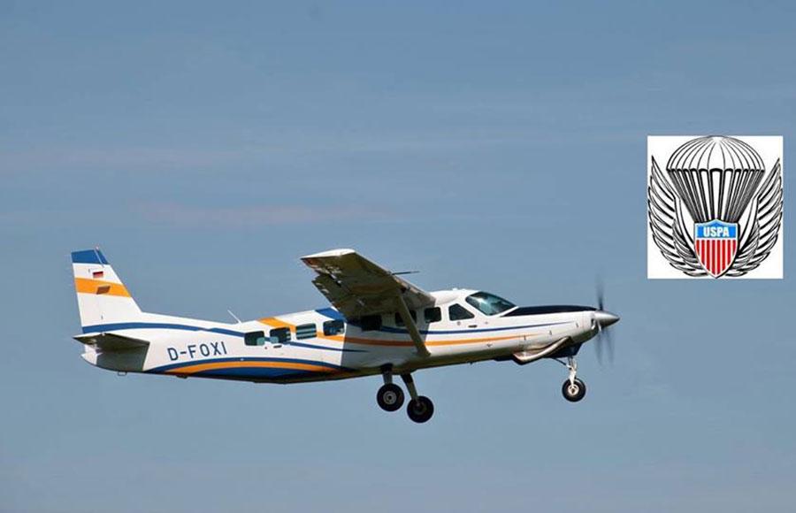 Skydive Thiene Dropzone Image
