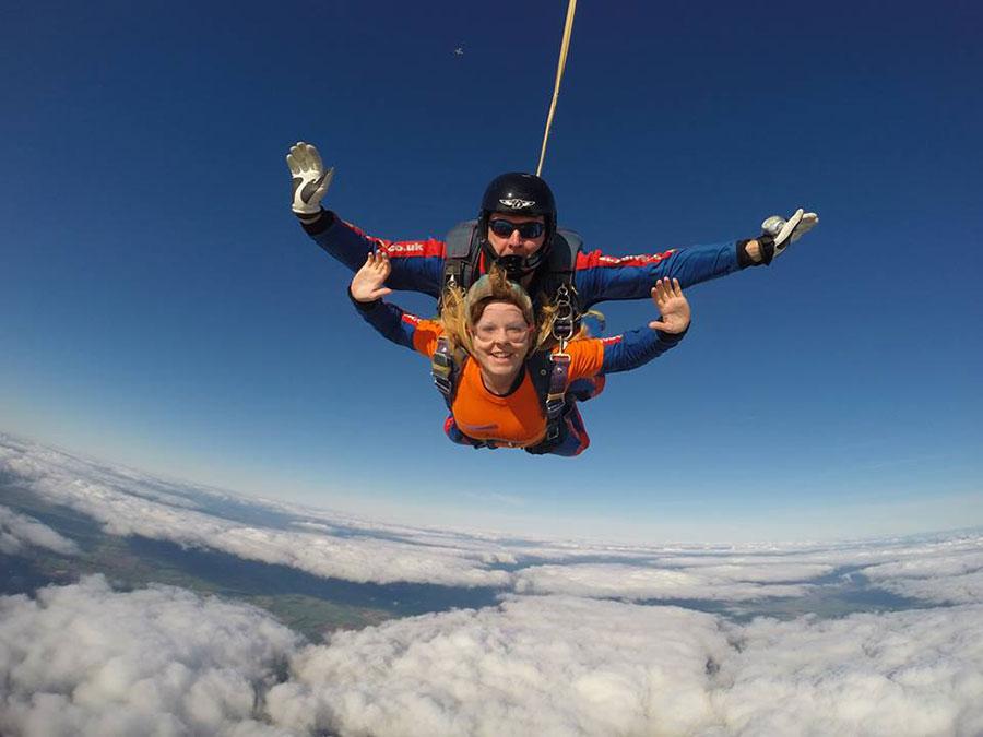 Skydive Tilstock Freefall Club Dropzone Image