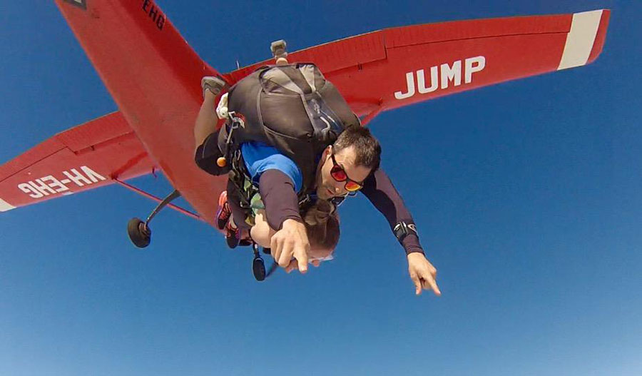 Skydive Townsville Dropzone Image