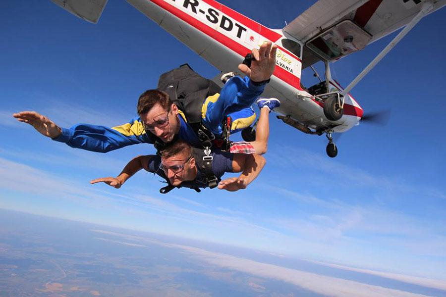 Skydive Transilvania Dropzone Image