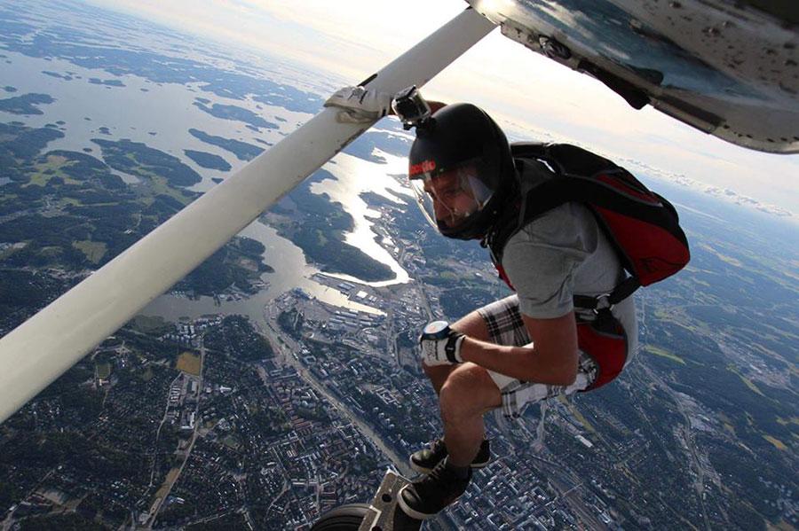 Skydive Turku Dropzone Image