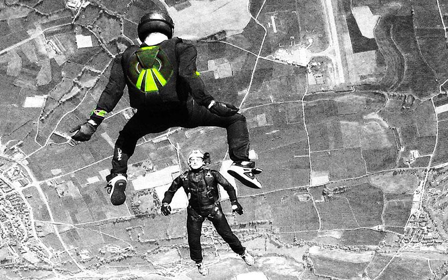 Skydive Valladolid Dropzone Image