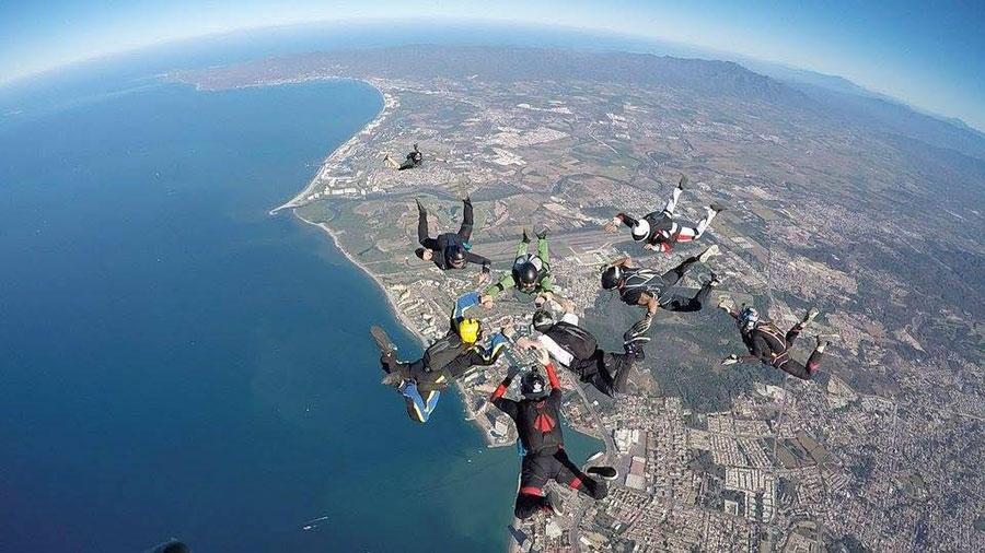 Skydive Vallarta Dropzone Image