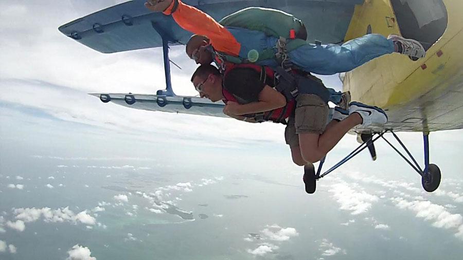 Skydive Varadero Cuba Dropzone Image