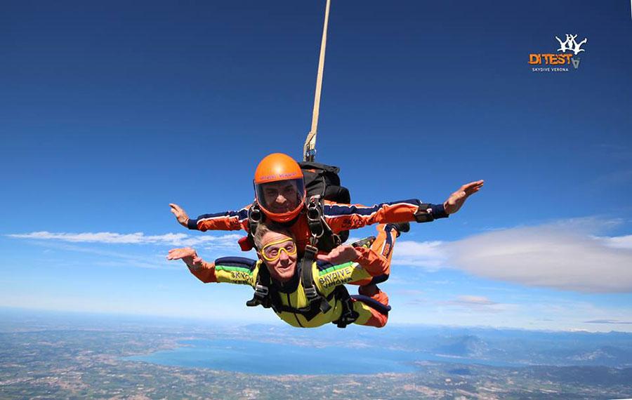 Skydive Verona Dropzone Image