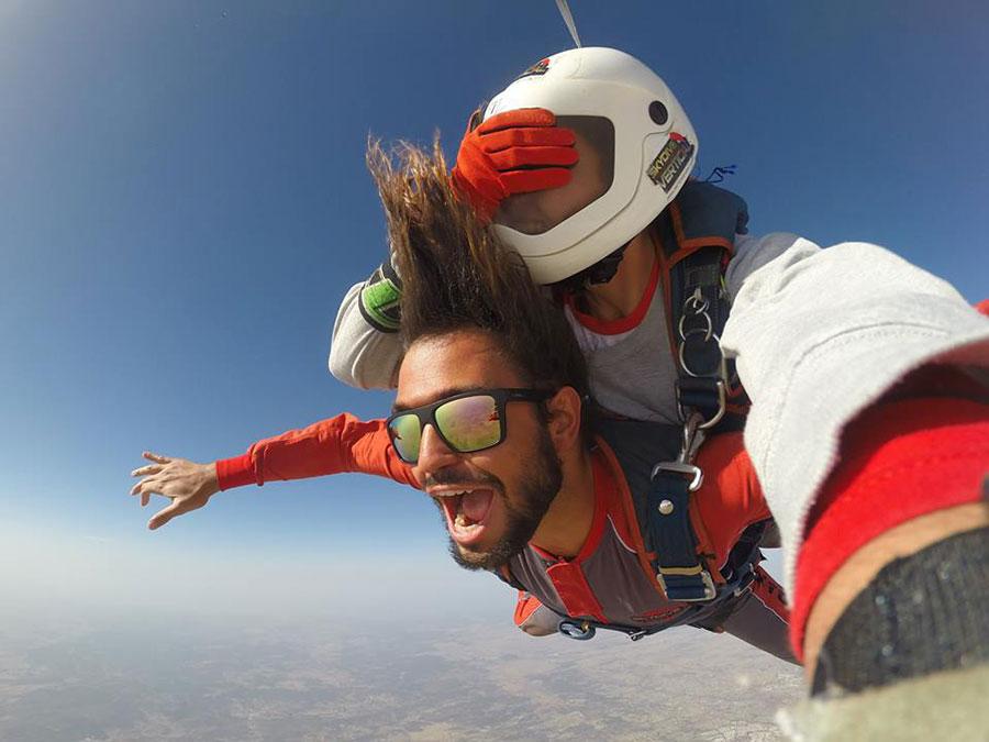 Skydive Vertical - Escola de Paraquedismo Dropzone Image