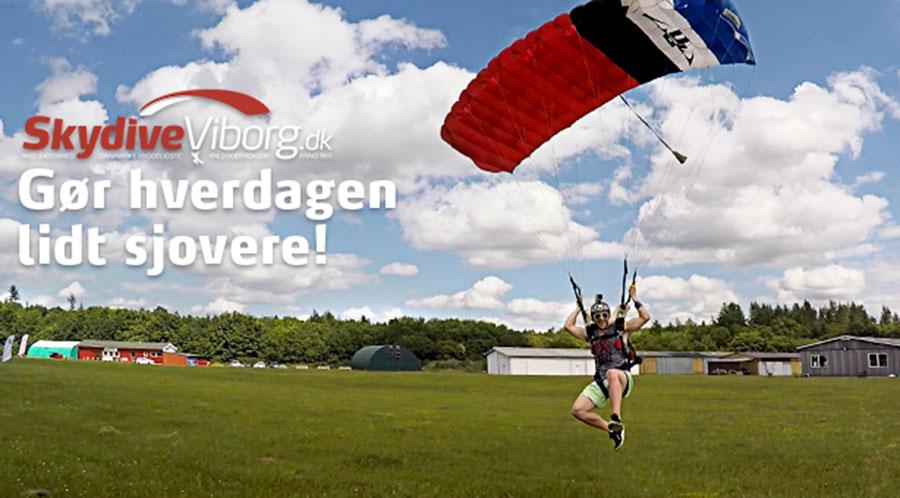 Skydive Viborg Dropzone Image
