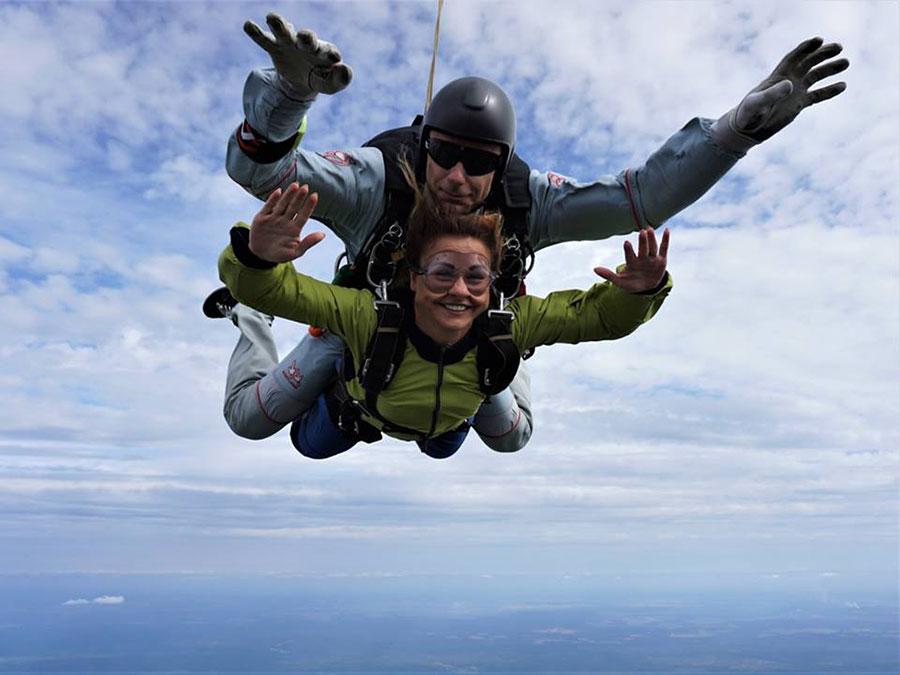 Vilnius Skydiving Club Dropzone Image