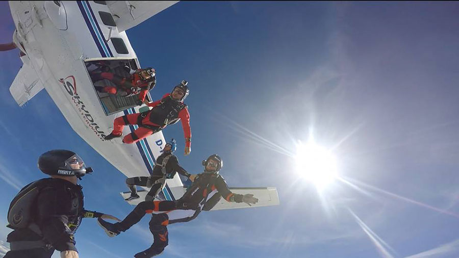 Skydive Westerwald Dropzone Image