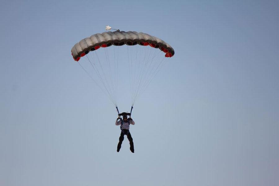 Skydive Zambia Dropzone Image
