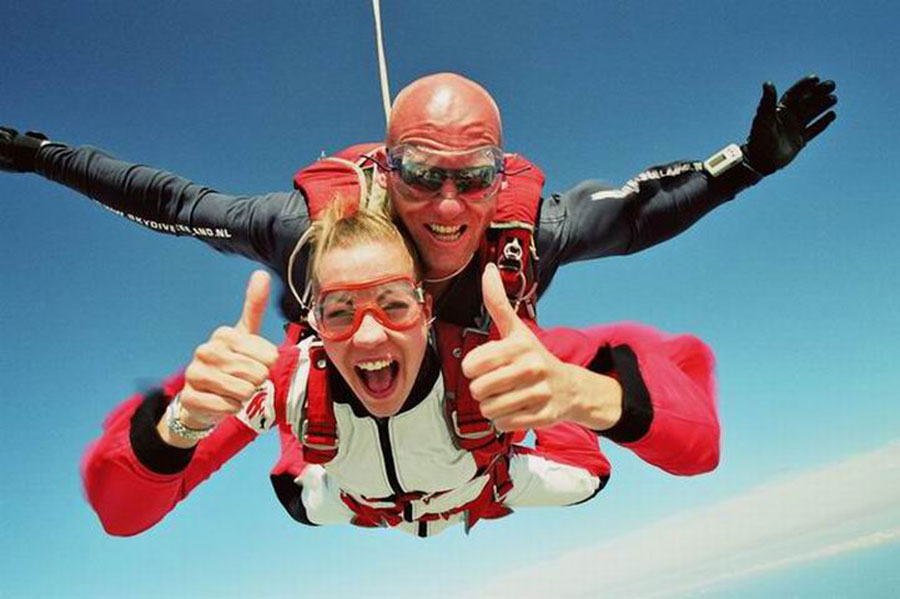 Skydive Zeeland Dropzone Image