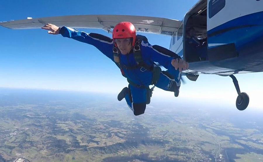 Skydive Zambales Dropzone Image
