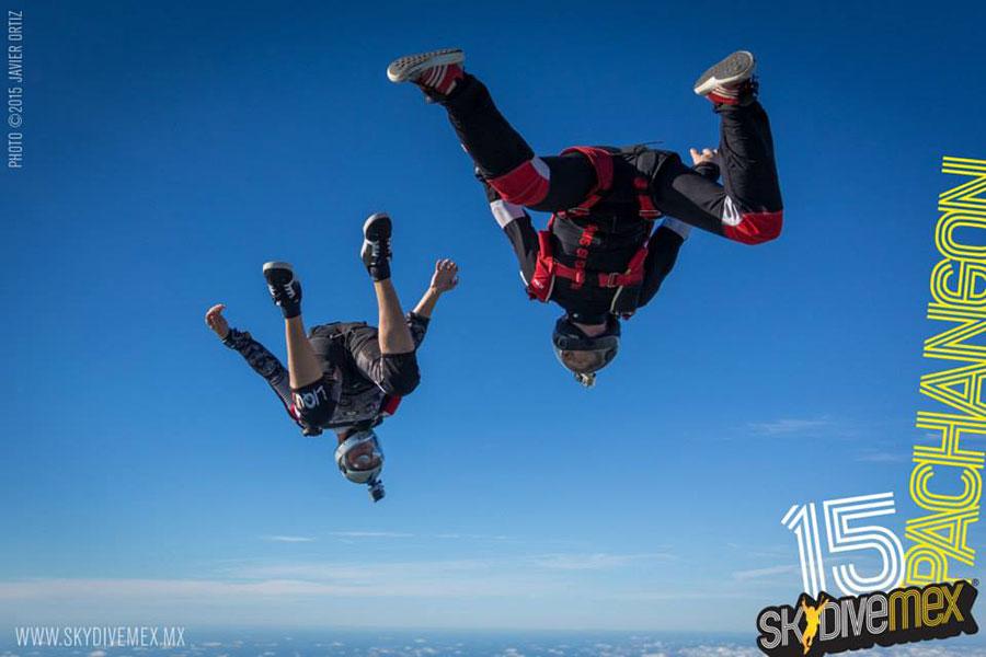 SkydiveMex Vallarta Dropzone Image