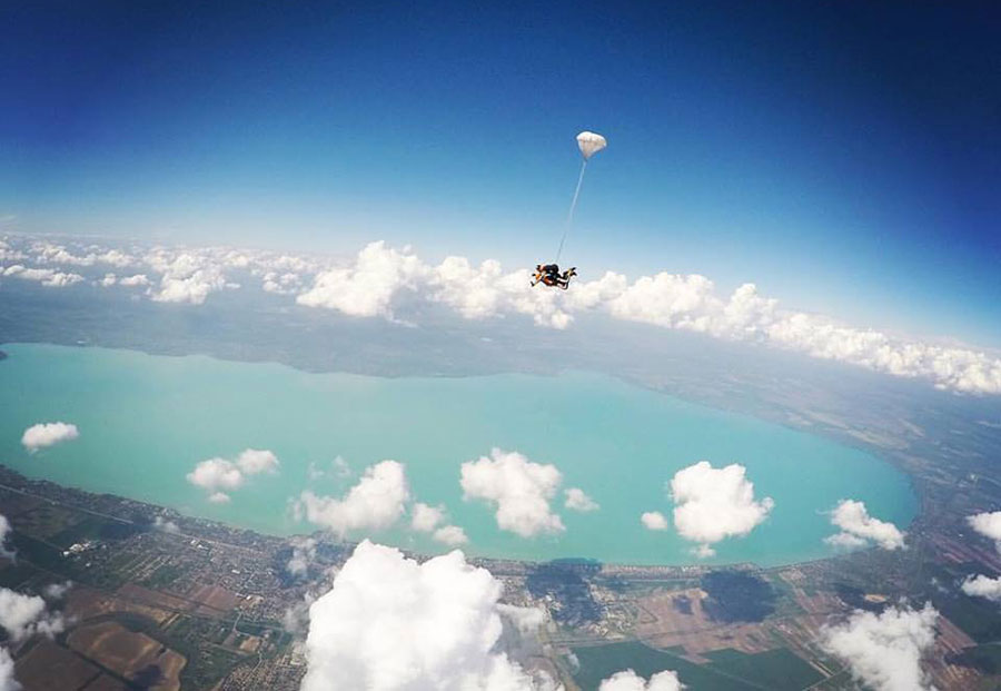 Skydiving Budapest (Millennium Tandem Team) Dropzone Image