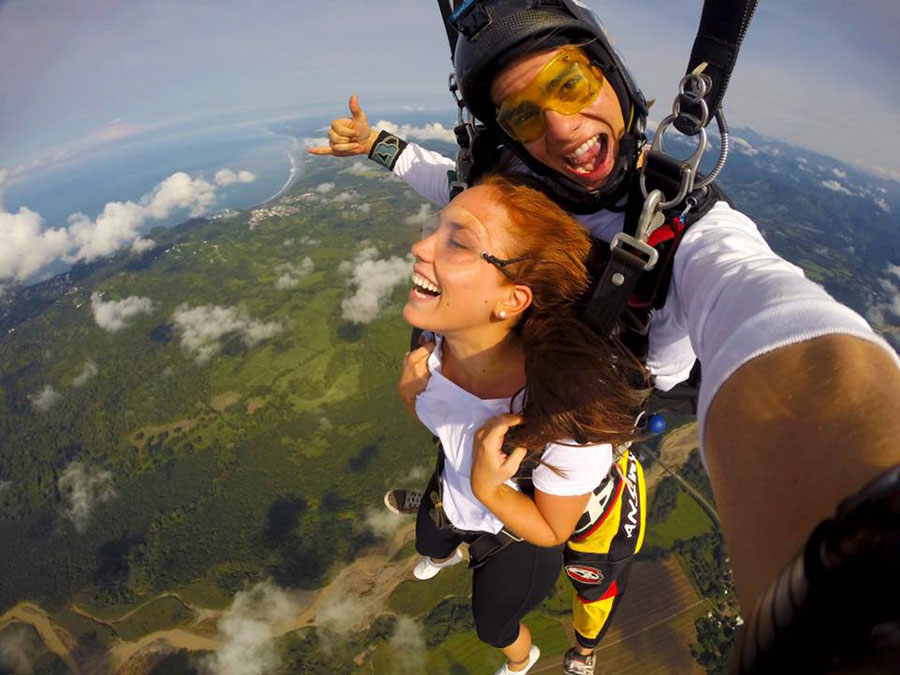 Skydive Costa Rica Dropzone Image