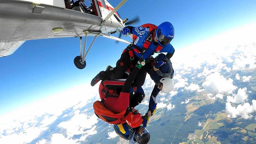 Ecole de Parachutisme de Besançon Franche-Comté (EPBFC) Dropzone Image