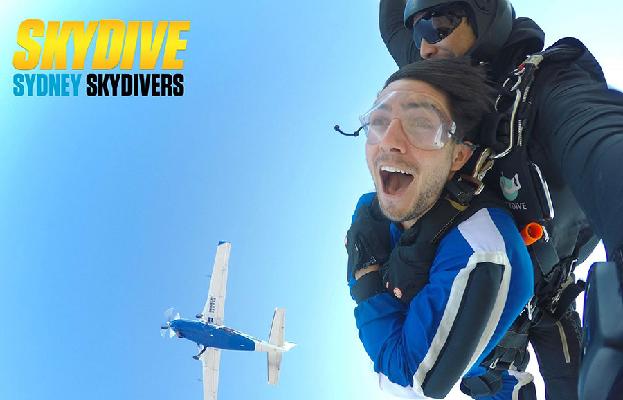 Sydney Skydivers Dropzone Image