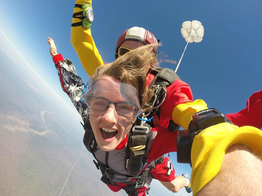 Skydive Tandem Company Dropzone Image