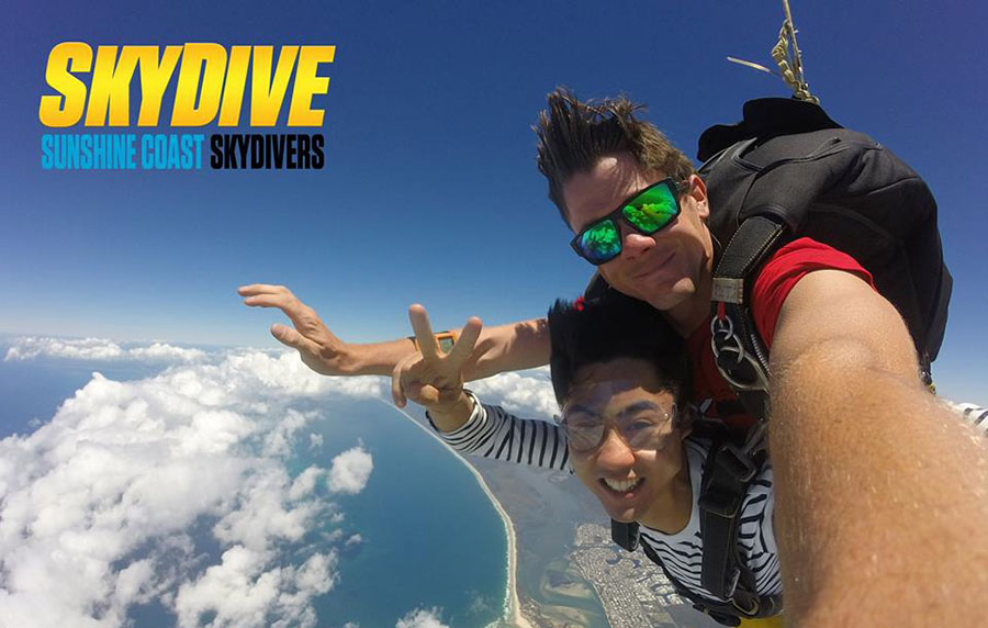 Sunshine Coast Skydivers Dropzone Image
