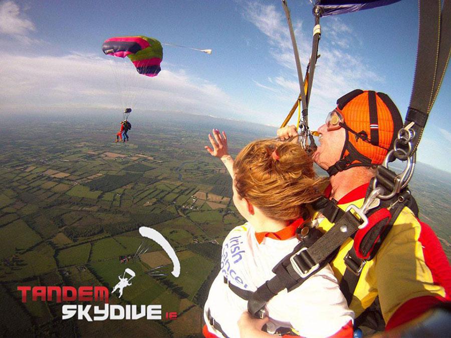 Tandem Skydive.ie Dropzone Image
