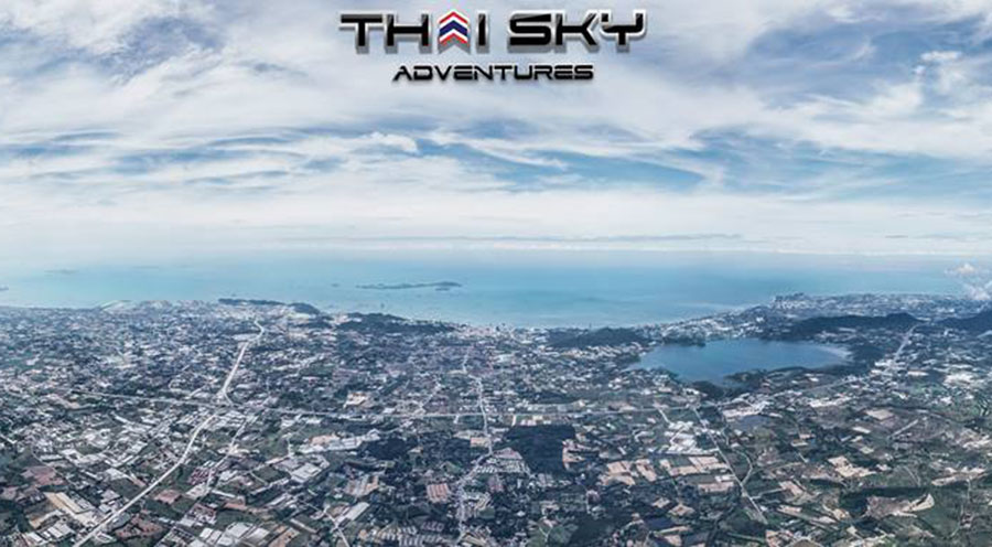 Thai Sky Adventures Dropzone Image