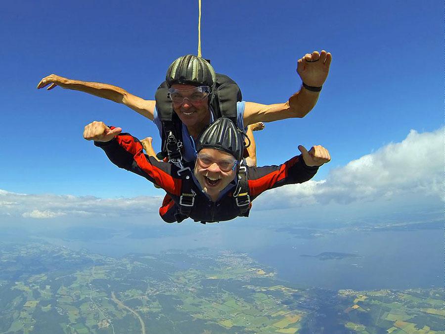 Tønsberg Parachute Club Dropzone Image