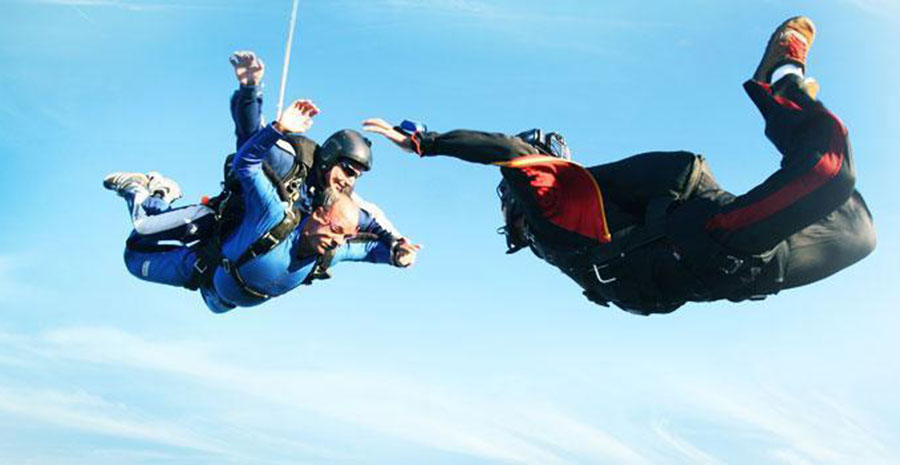 Tuofeng skydiving Dropzone Image