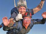 UK Parachuting Sibson Dropzone Image