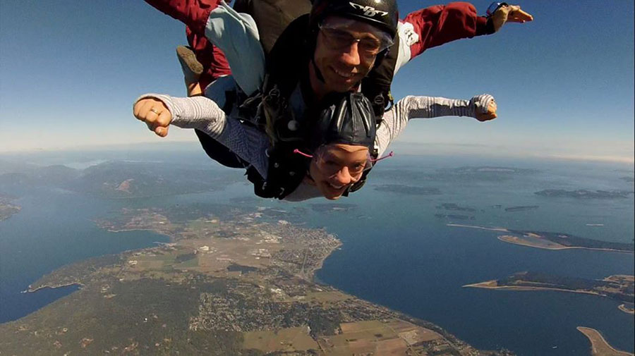 Victoria Skydivers - Sidney, Canada | Skydiving Source