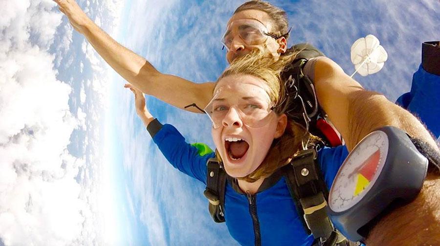 WA Skydiving Academy Dropzone Image