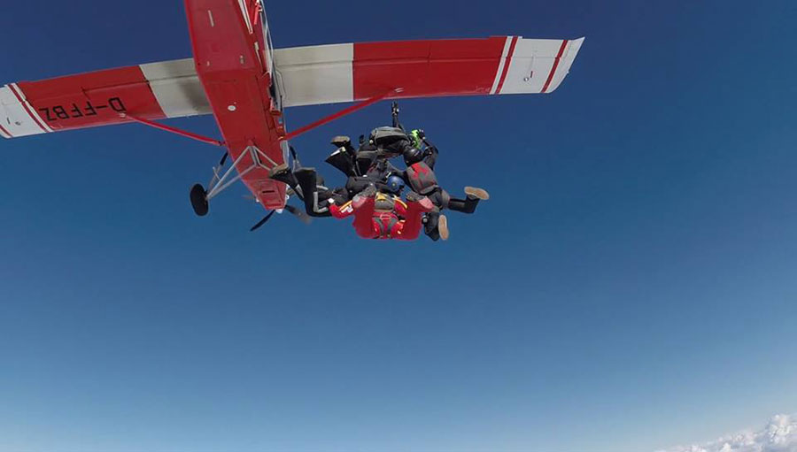 YourSky Luftsport Dropzone Image