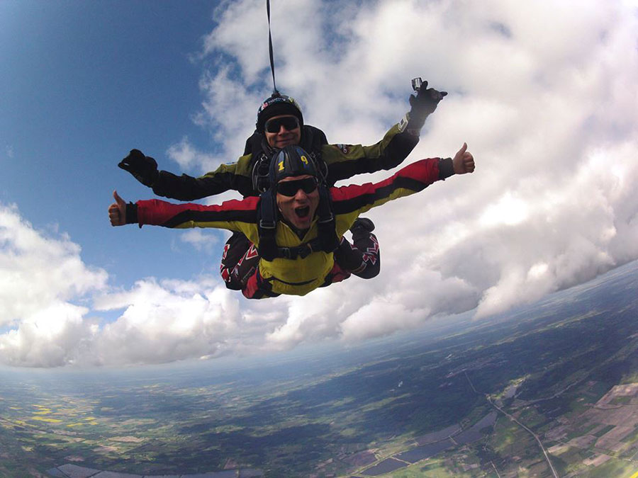 Skydive Lithuania Dropzone Image